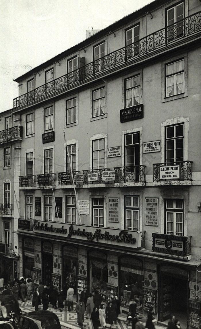 Estabelecimentos Jerónimo Martins in Lisbon