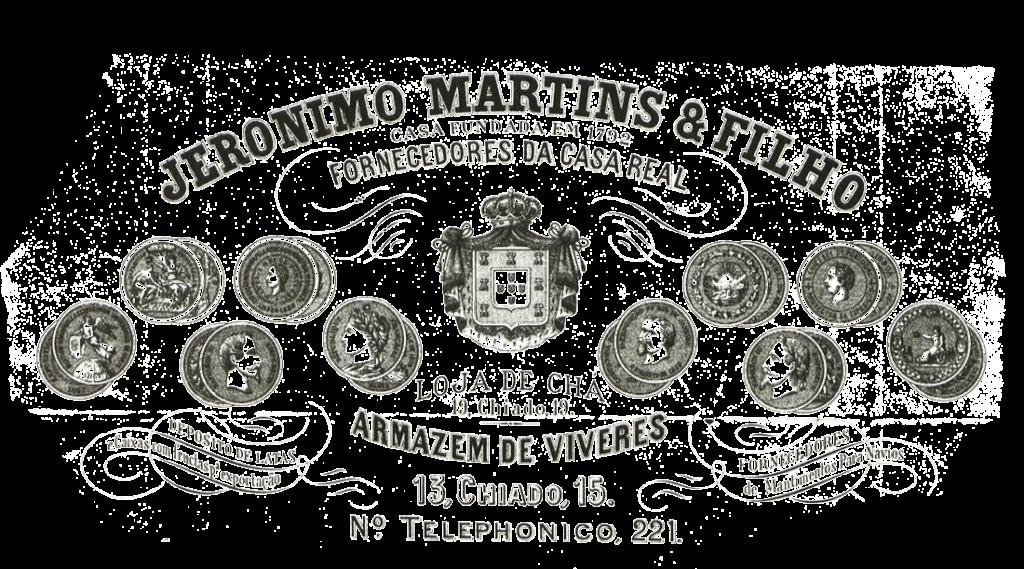 Armazem de Viveres by Jerónimo Martins