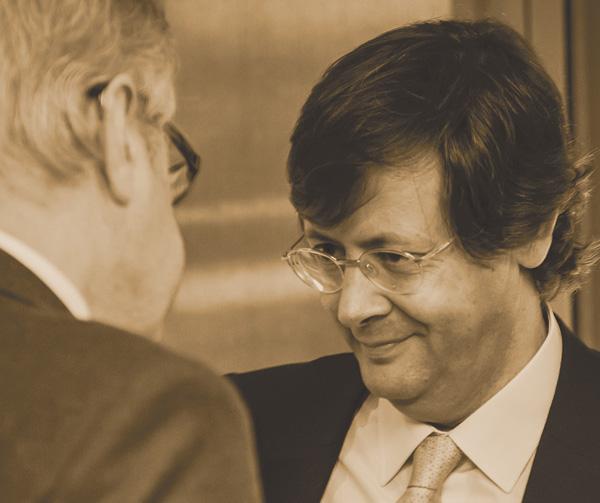 Portrait of Pedro Soares dos Santos