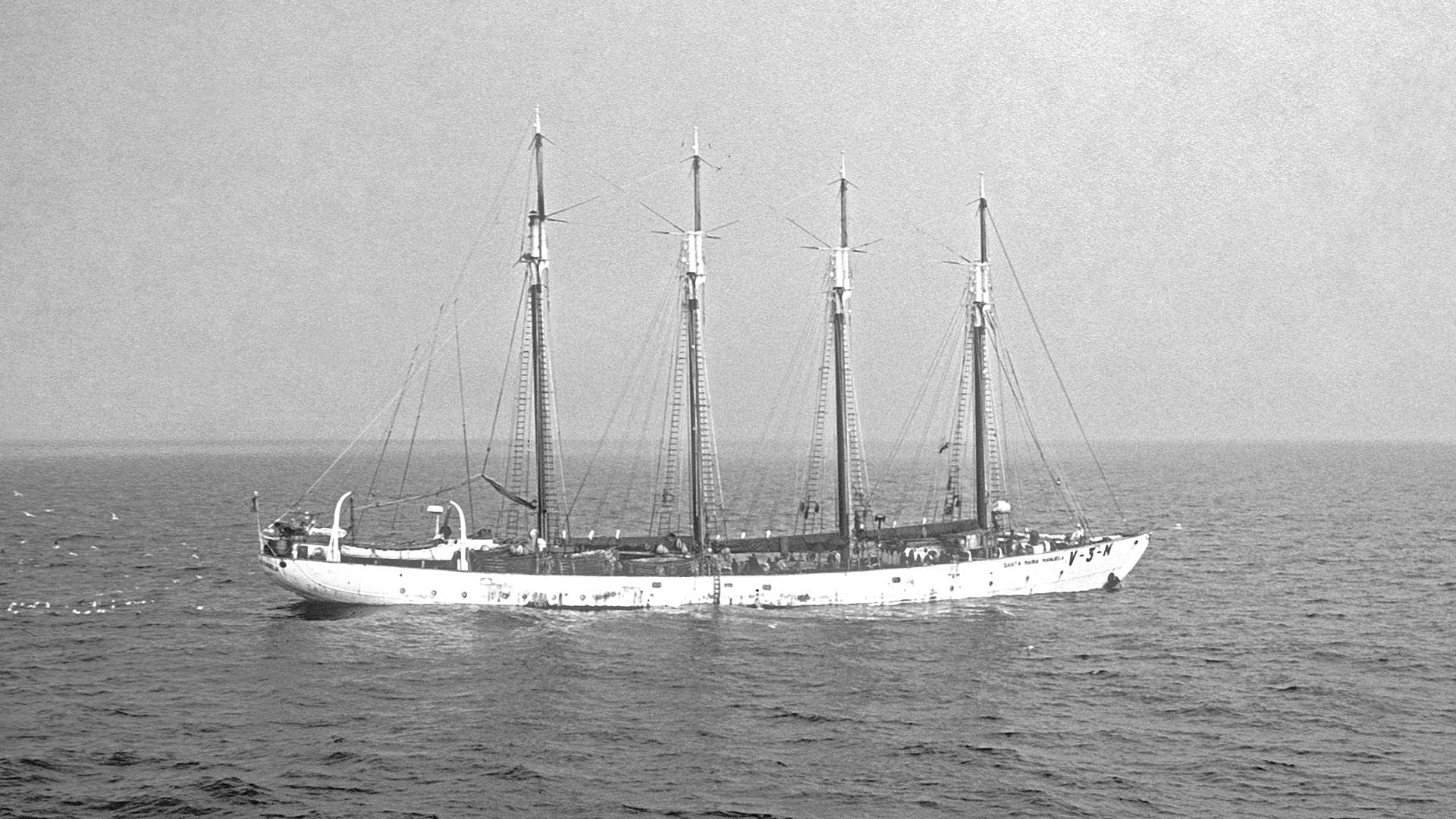 """Santa Maria Manuela"" remained in operation until 1992."