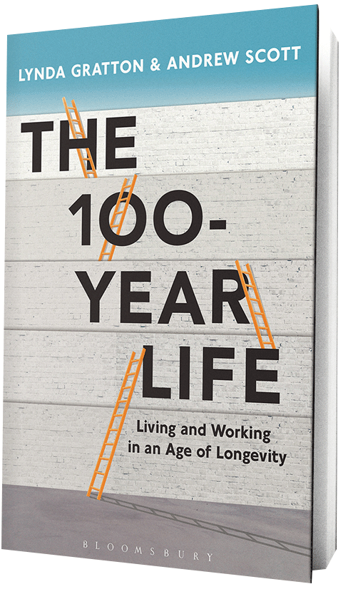 The 100-year life inside