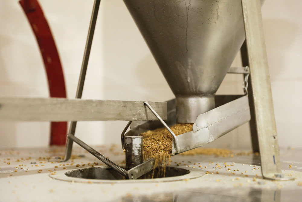 cereals machine