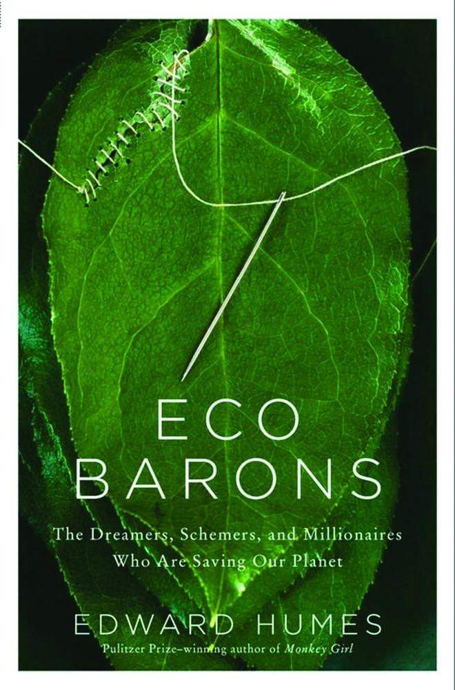 Eco Barons book