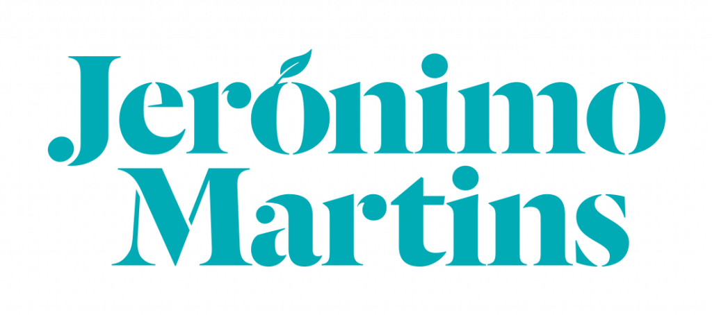 new logo of Jerónimo Martins