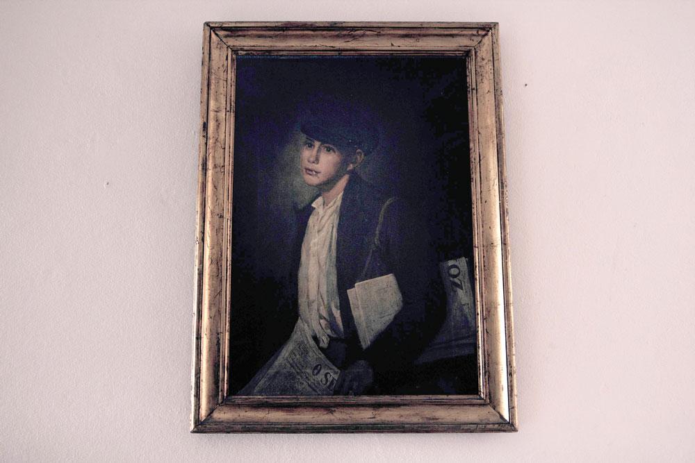 a painting of Ardina