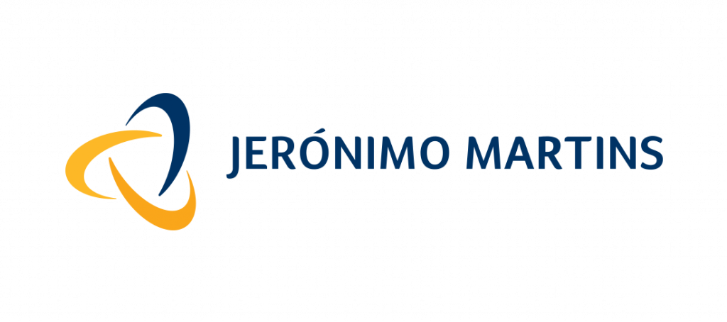The old logo of Jerónimo Martins