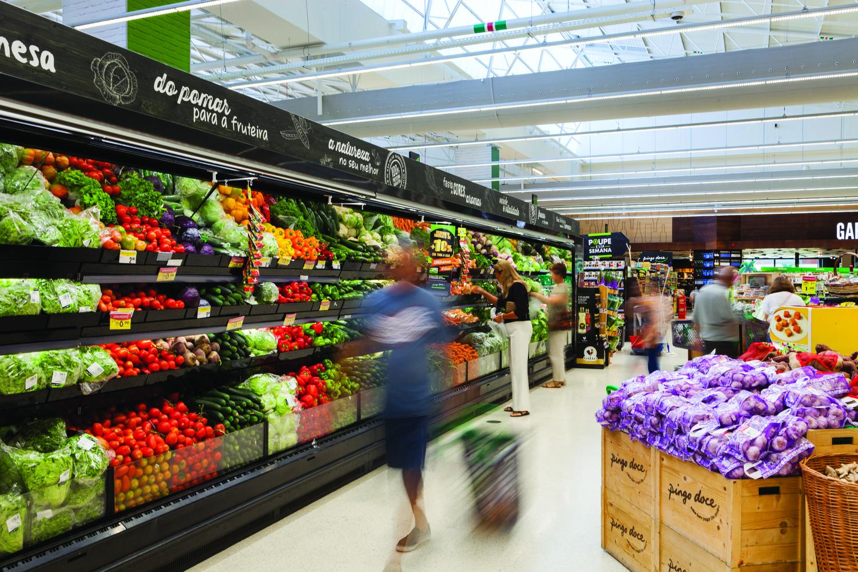 Pingo Doce supermarket