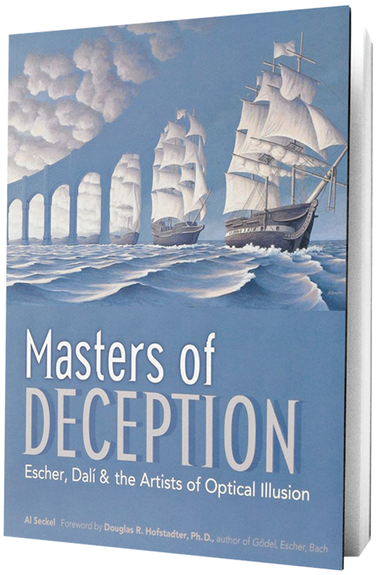 Masters of Deception book on transparent background