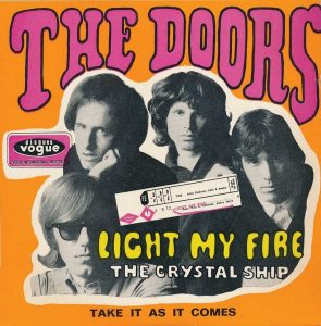 The Doors CD cover