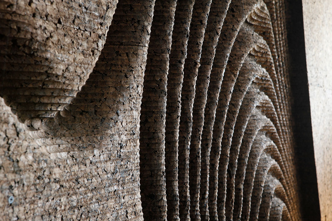 cork circular details