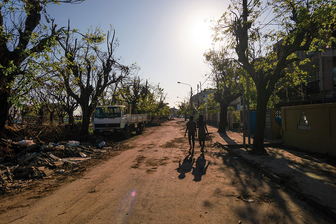 streets of Beira - Mozambique
