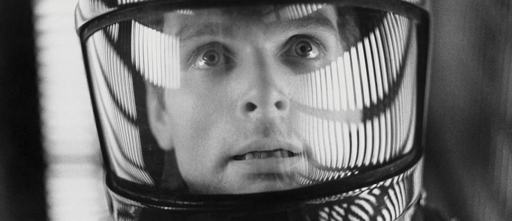 A Space Odyssey, produced and directed by Stanley Kubrick. Screenplay by Kubrick and author of science fact and fiction Arthur C. Clarke.