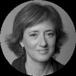 black and white portrait of Cândida Pinto