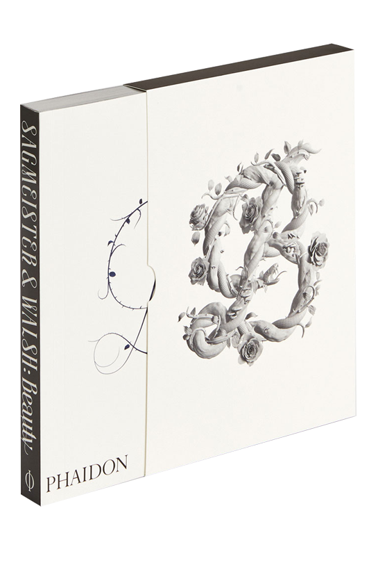 Sagmeister book on transparent background