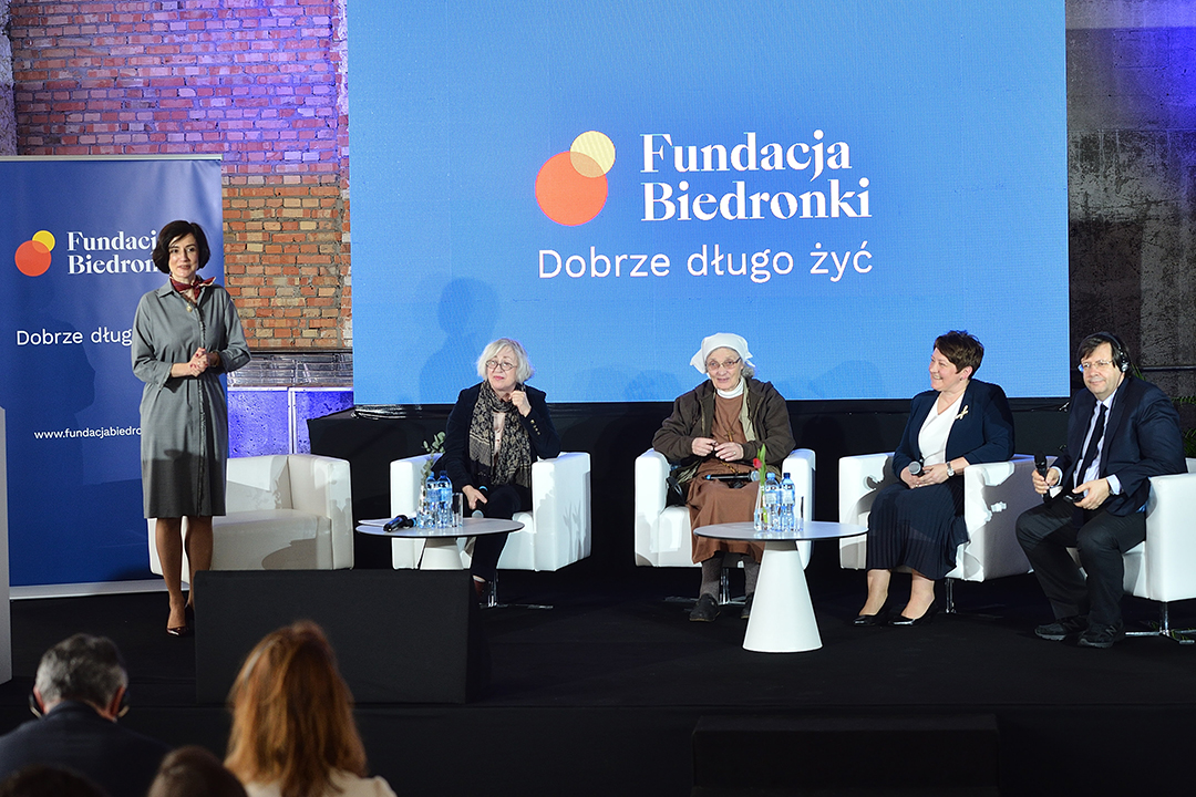 Conference of Biedronka Foundation