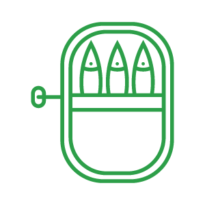 Caned product icon